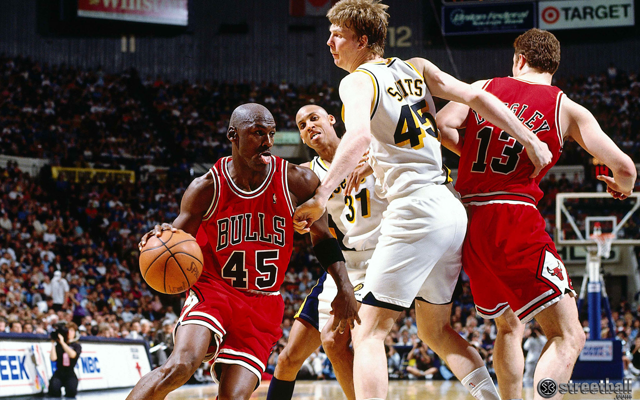 Michael Jordan 1280x800