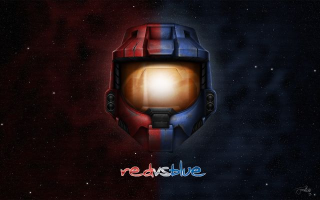 rooster teeth red vs blue wallpaper Quotes 640x400