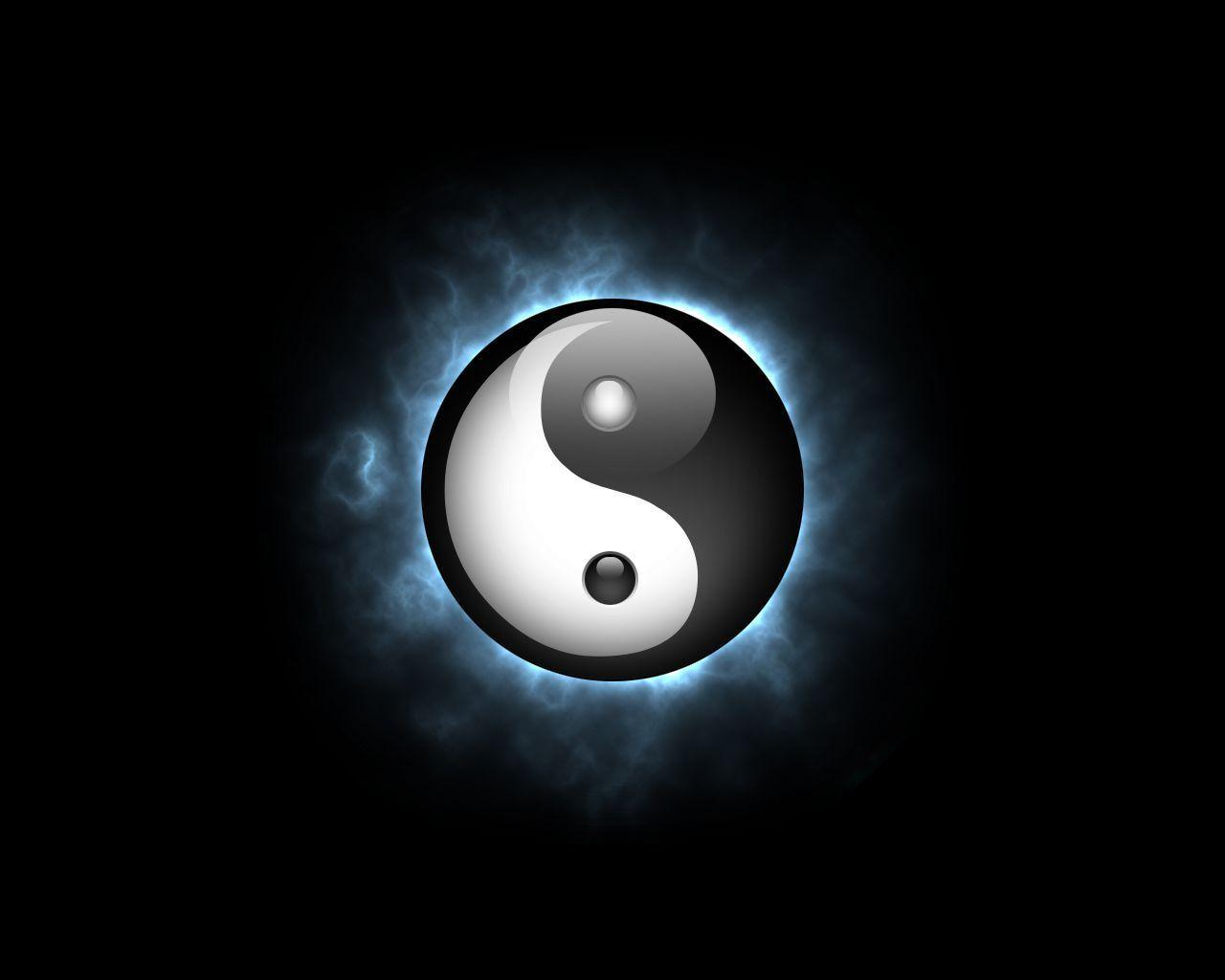Ying And Yang Wallpapers 1280x1024