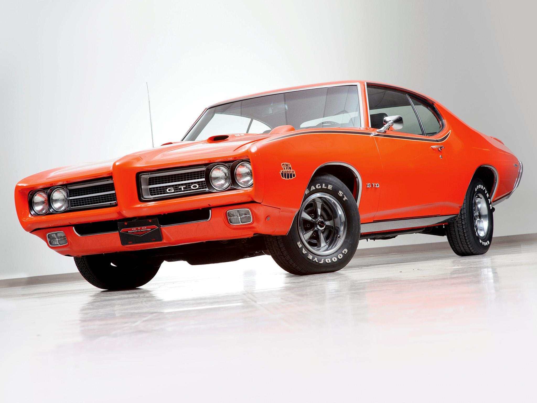Fotos   1974 The Pontiac Gto Wallpapers 2048x1536