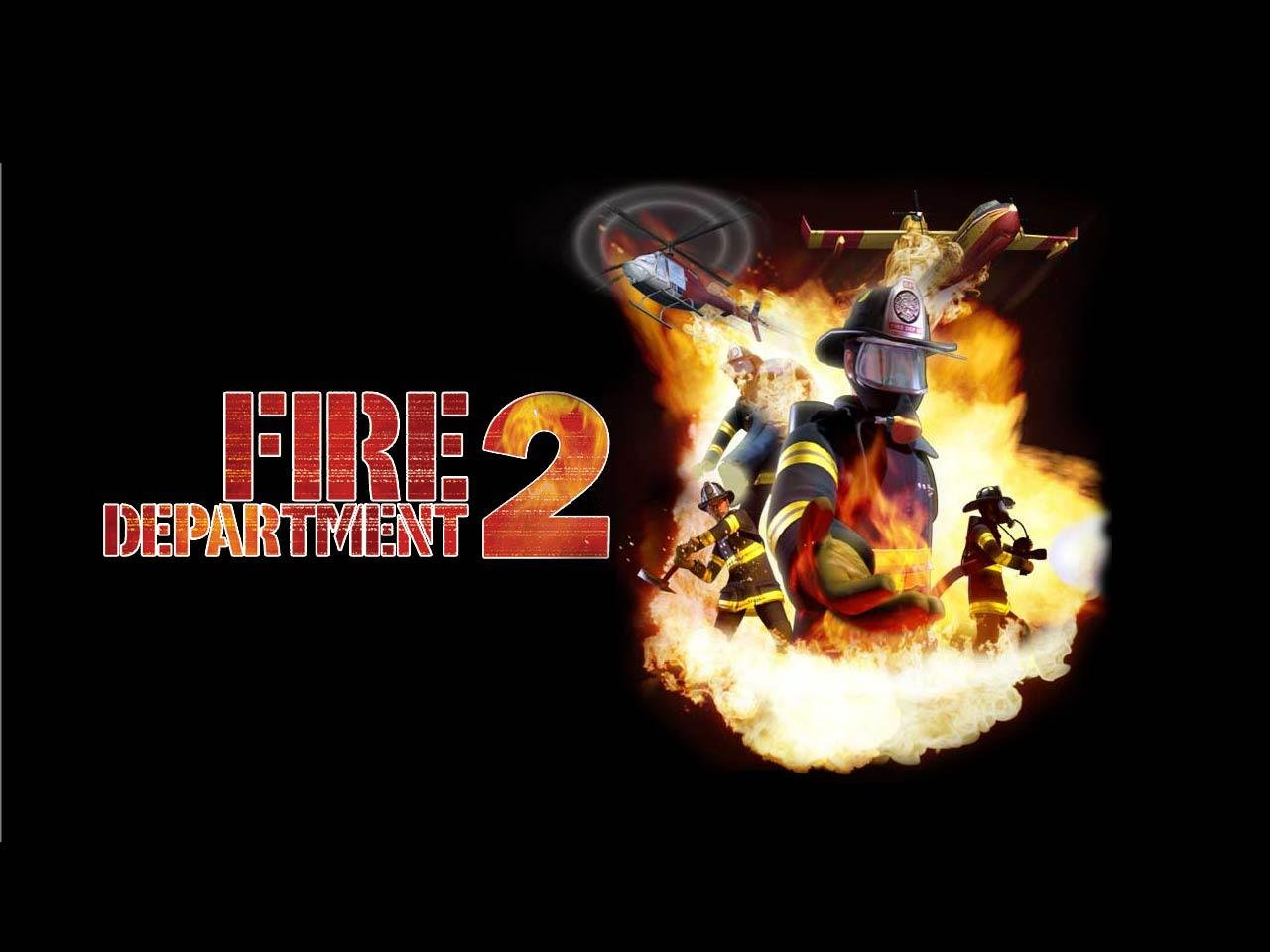 Firefighter   wallpaper for the game wallpapers 1280x960