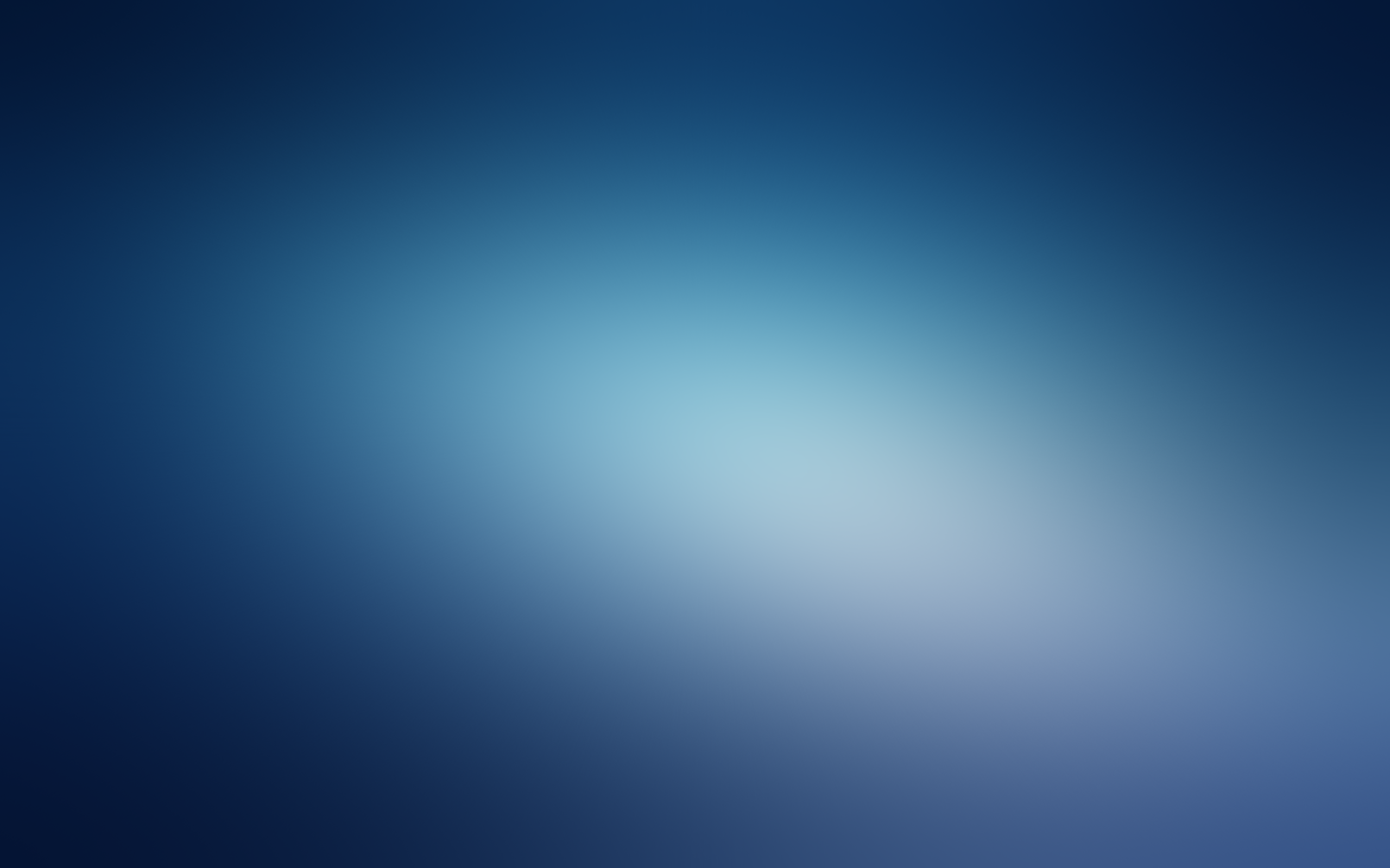 abstract Soft Gradient Blue Wallpapers HD Desktop and 2560x1600