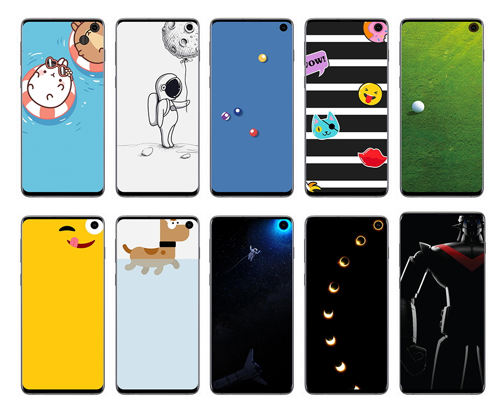 Disney and Pixar wallpapers For The Galaxy S10 Are Now Trending 1000x818