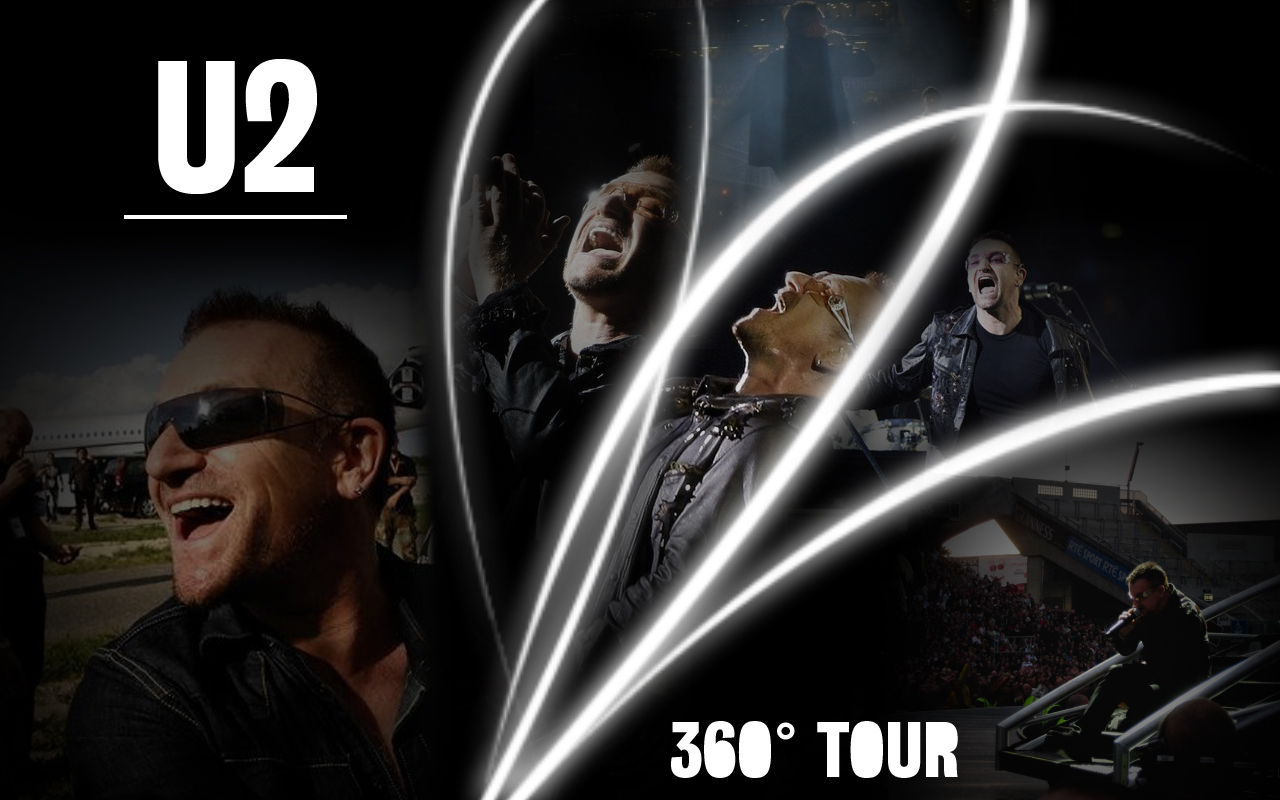 u2 360 tour wallpaper by nyponbuske fan art wallpaper other 2009 2015 1280x800