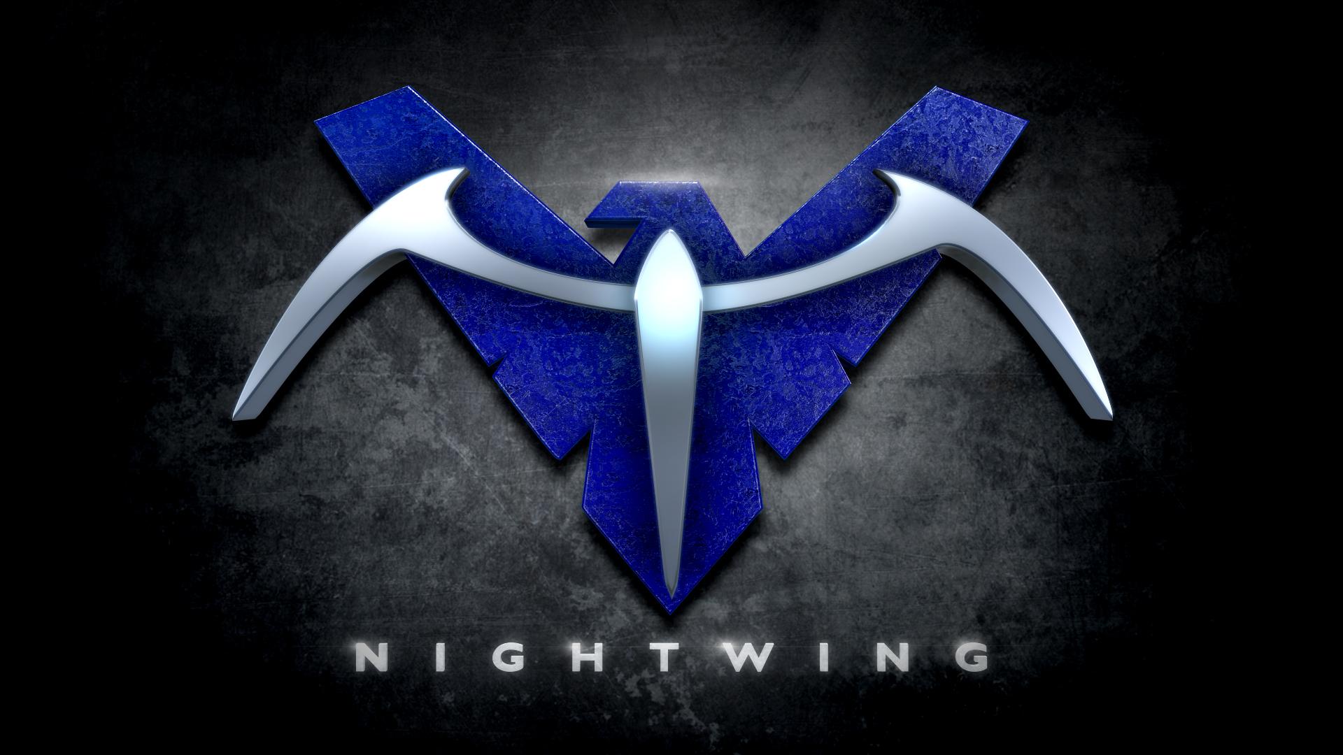 Nightwing Logo   Beloeil Jones 1920x1080