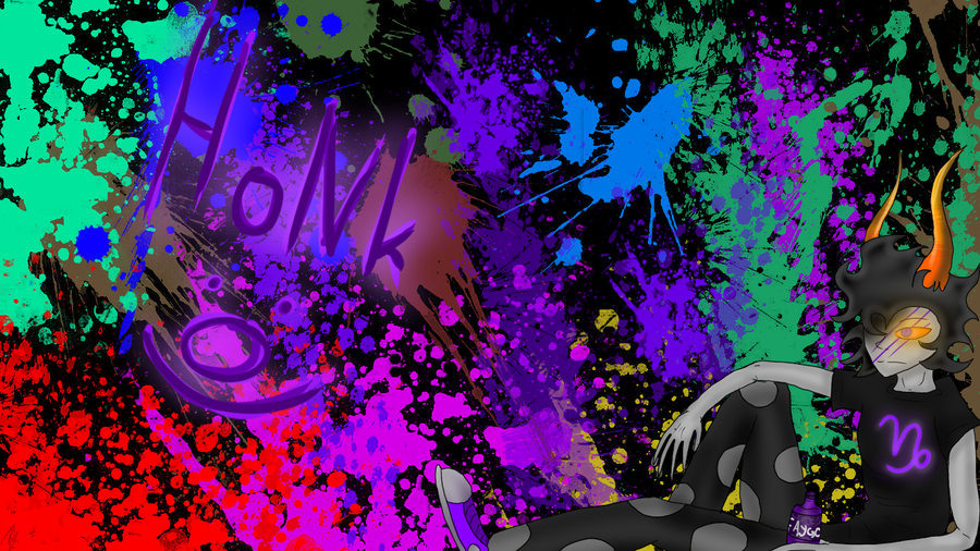 Gamzee Wallpaper Gamzee wallpaper by