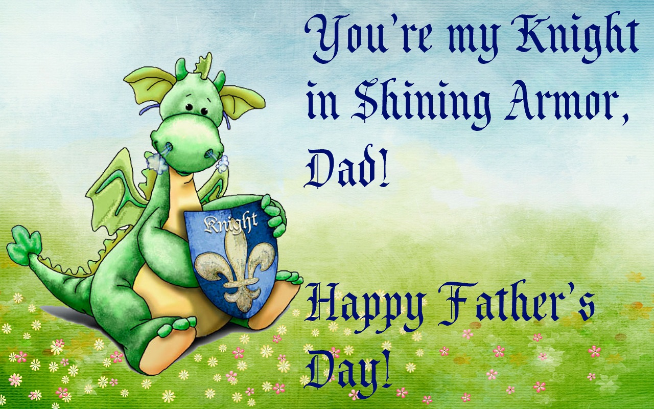 download Fathers day wishing quotes wallpapers [1280x800] for 1280x800