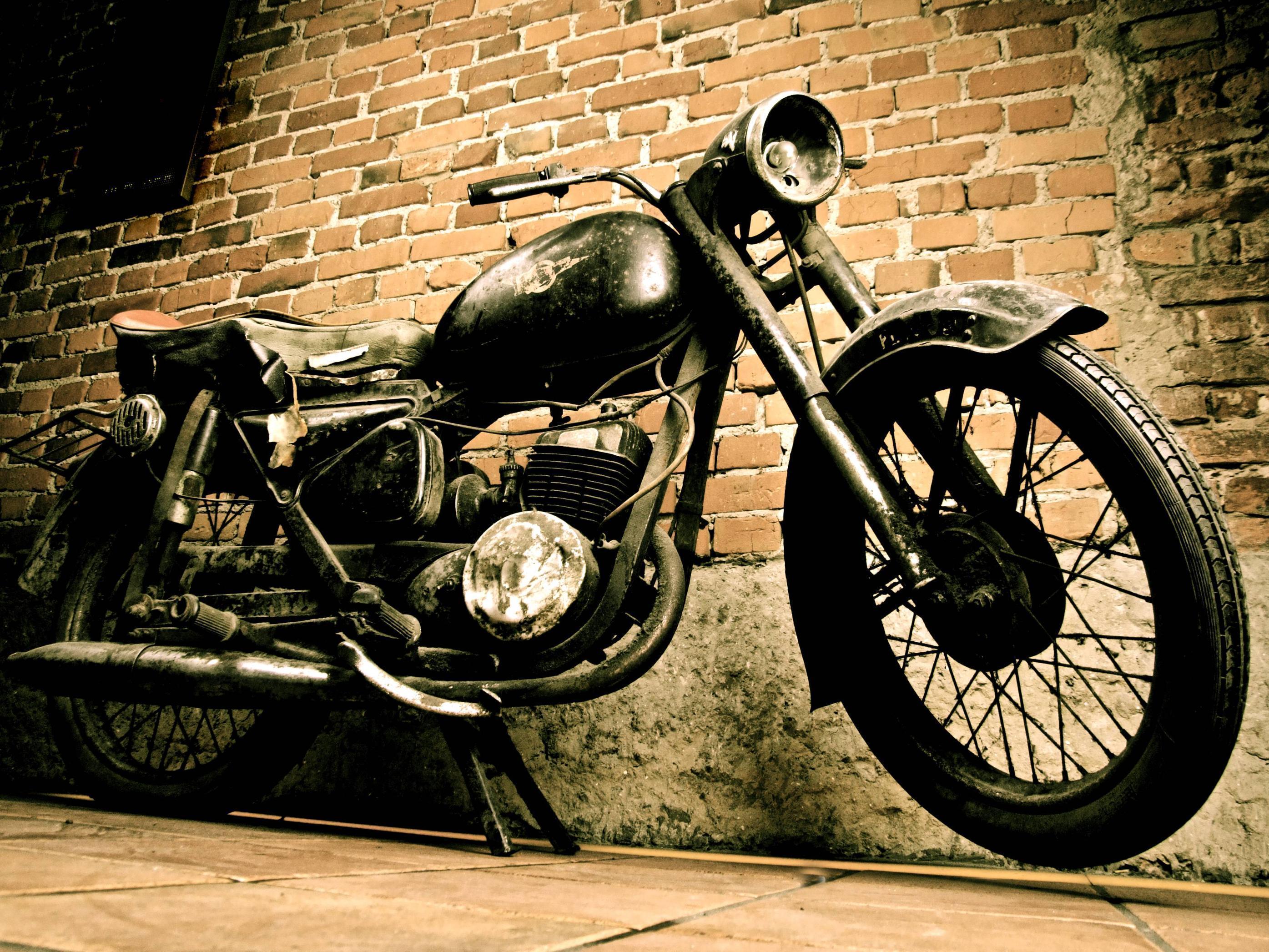 71] Vintage Motorcycle Wallpaper on WallpaperSafari 2790x2093