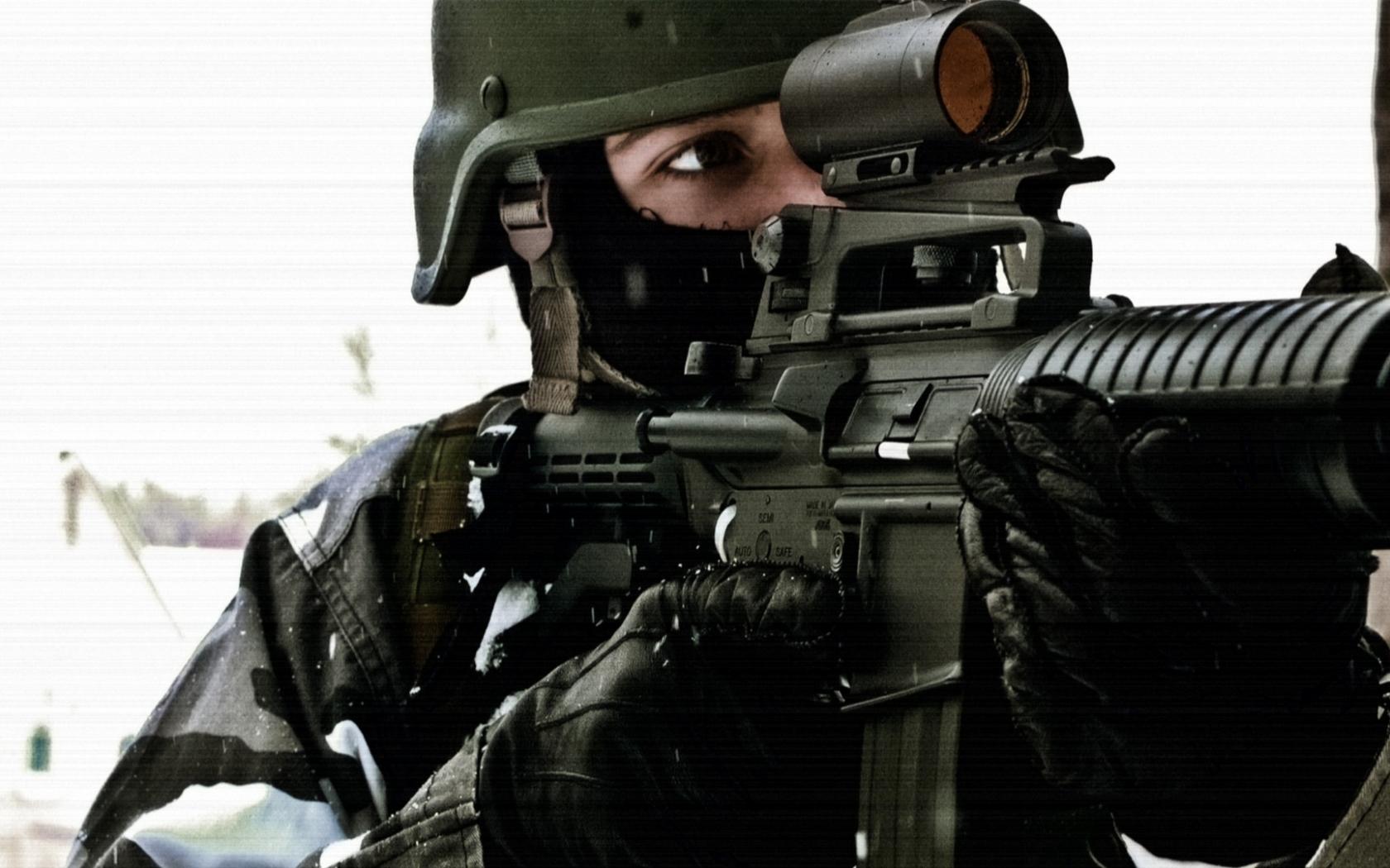 Download wallpaper Swat wallpaper wallpapers for desktop SWAT 1680x1050