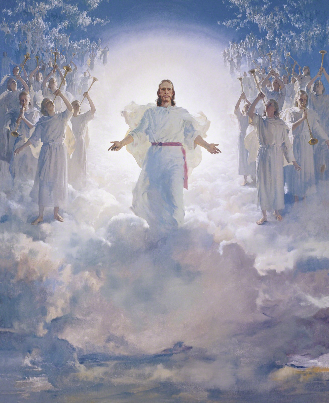 Jesus Christ   The Prince of Heaven Jesus Coming Back 1307x1600