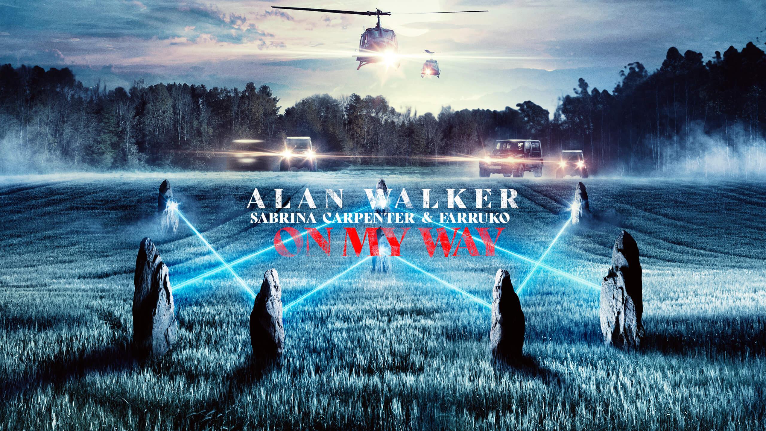 Alan Walker 2560x1440