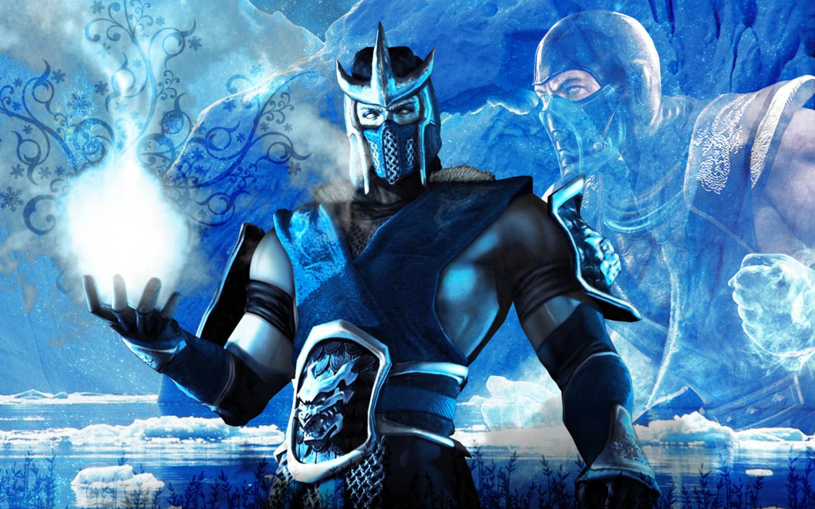 Free Download Mortal Kombat Sub Zero Wallpaper Forwallpapercom