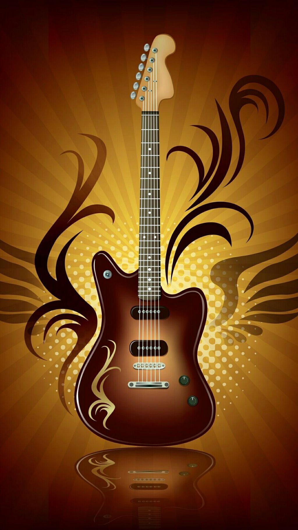 freetoedit guitar background wallpaper wallpaperforphon 1024x1820