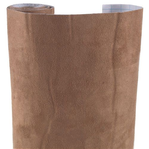 Interior Place   Tan Faux Suede Contact Paper 1377 500x500