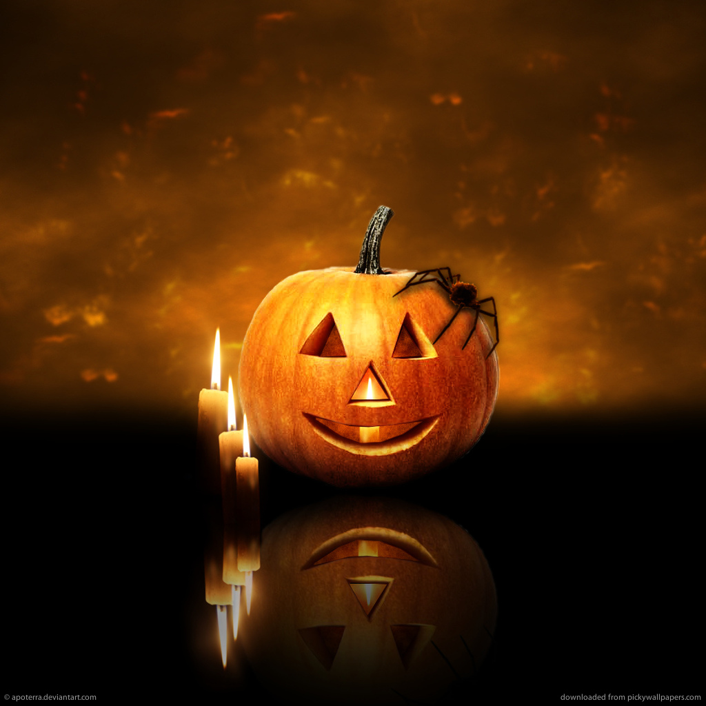 halloween ipad wallpaper - photo #36