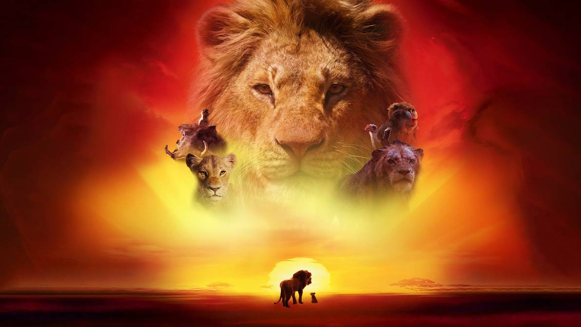 The Lion King 2019 Wallpaper by The Dark Mamba 995 1192x670