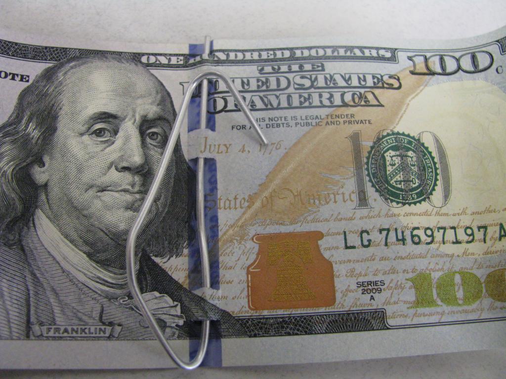 100 Dollar Bill Wallpaper 1024x768