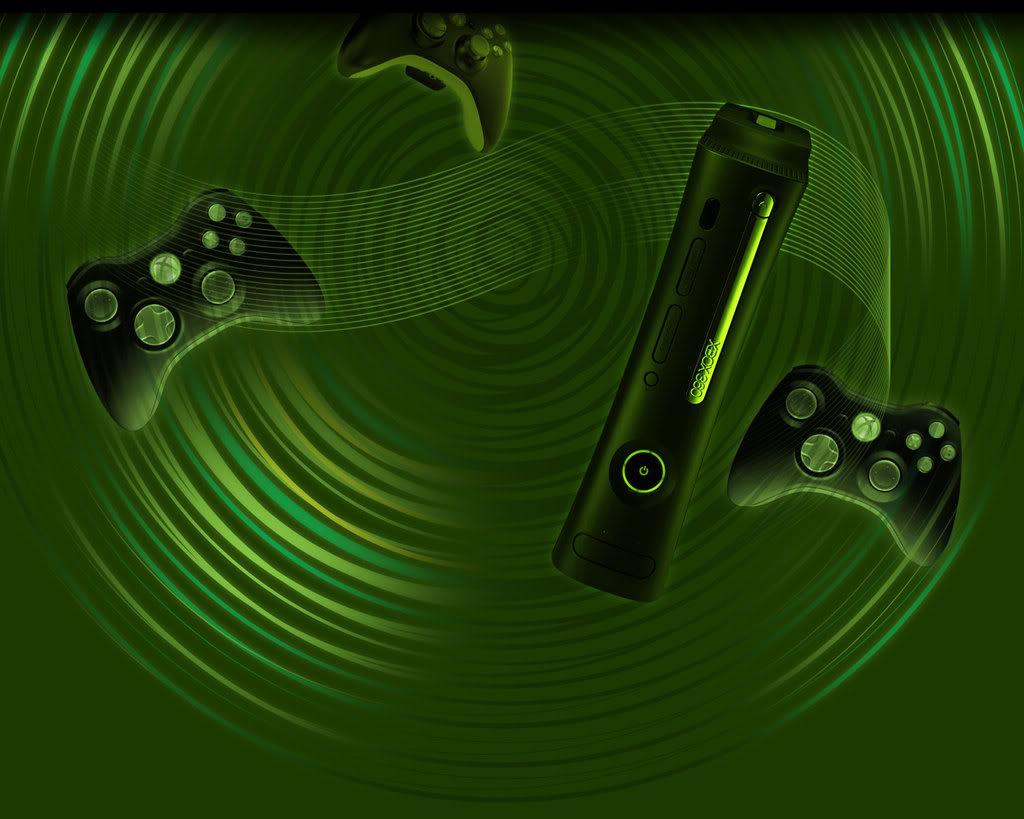 Xbox 360 Elite Wallpapers Xbox 360 elite wallpaperselite 1024x819