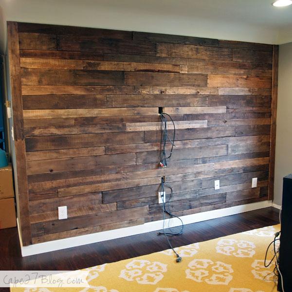 44+ Wood Pallet Wallpaper on WallpaperSafari