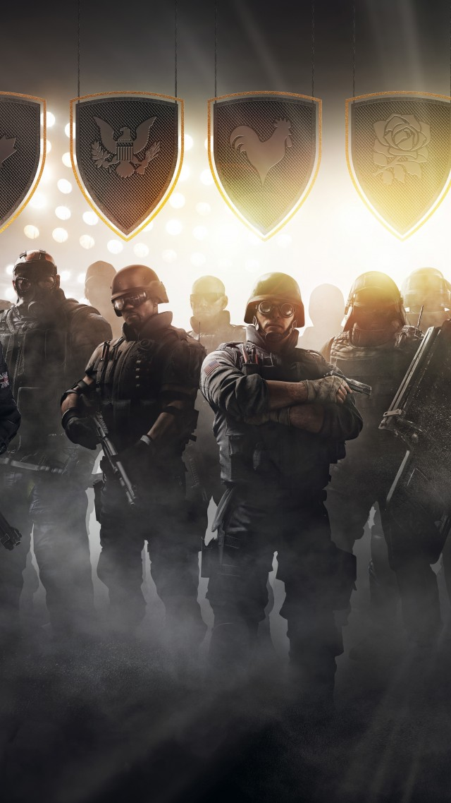 Free Download Wallpaper Tom Clancys Rainbow Six Siege Pro League