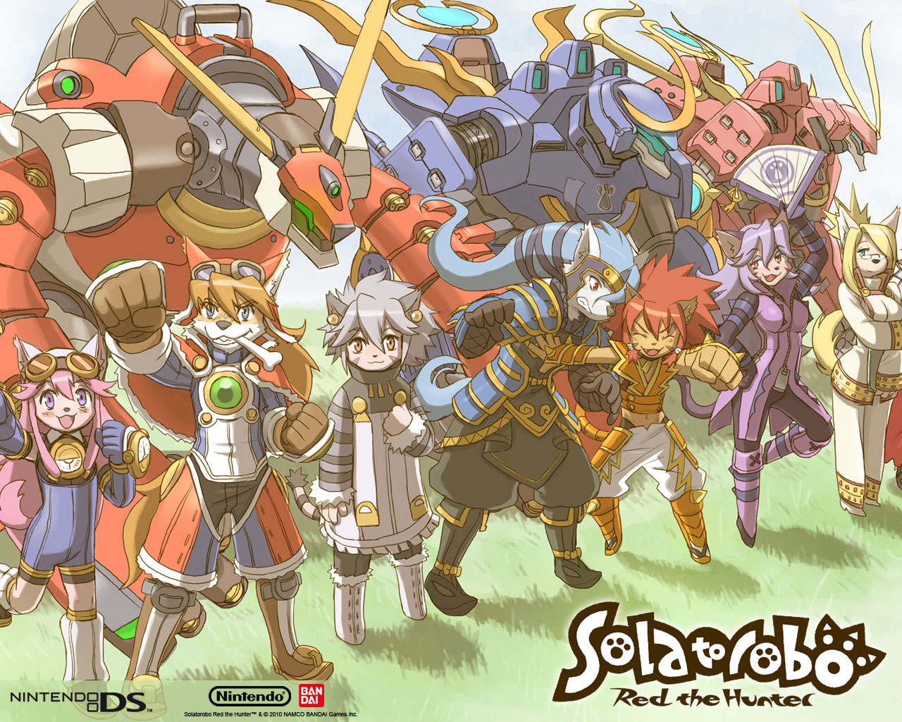 Solatorobo Red the Hunter Details   LaunchBox Games Database 1280x1024