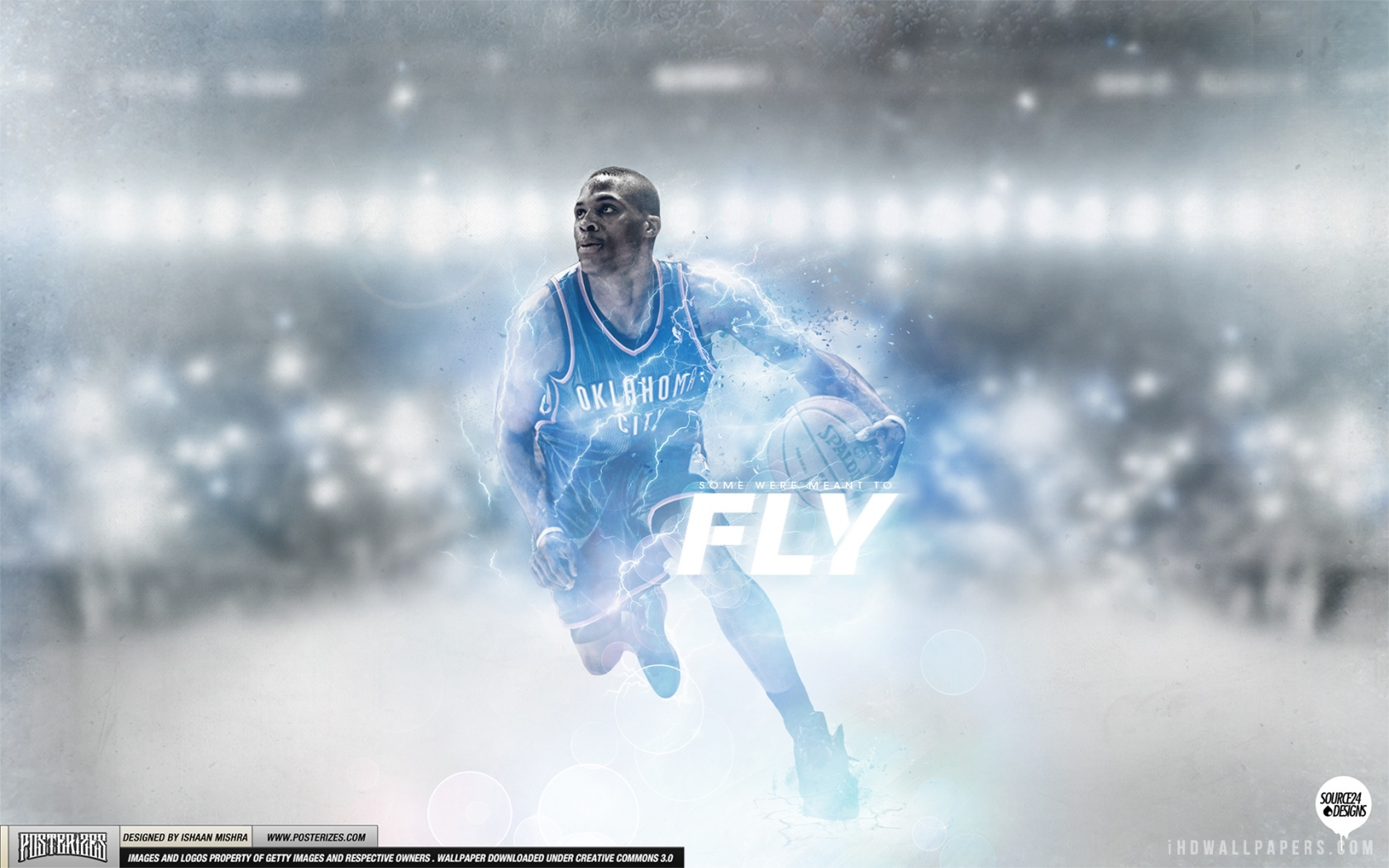 Russell Westbrook IPhone 5 Wallpaper