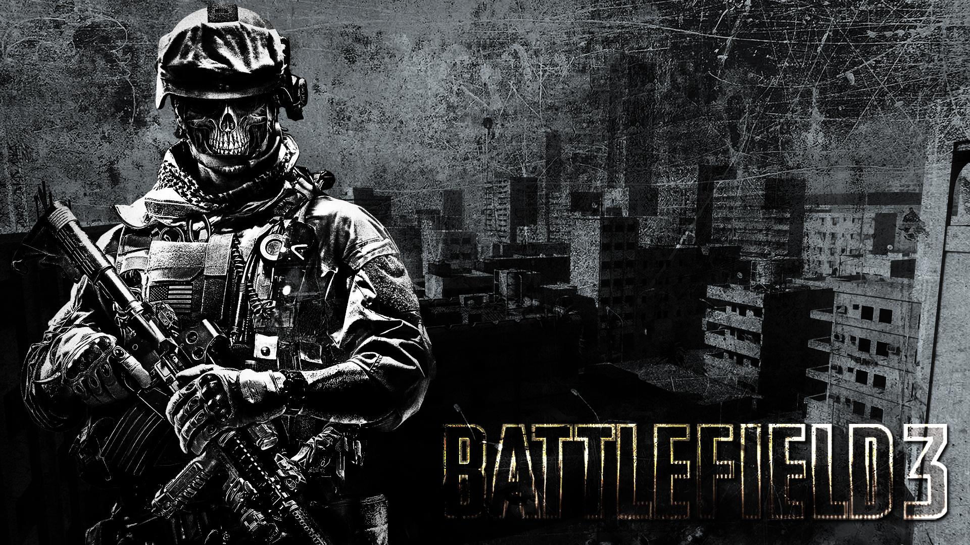 Battlefield 3 HD Wallpaper by freiheitskampfer 1920x1080