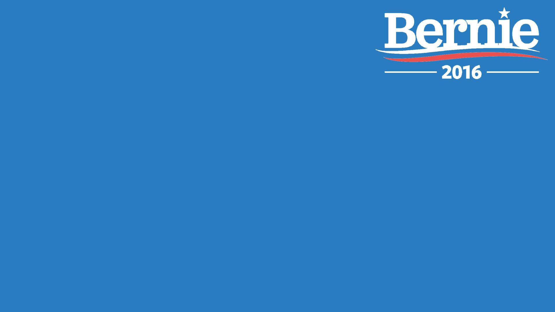 Best 51 Bernie Wallpaper on HipWallpaper Bernie Sanders 1920x1080