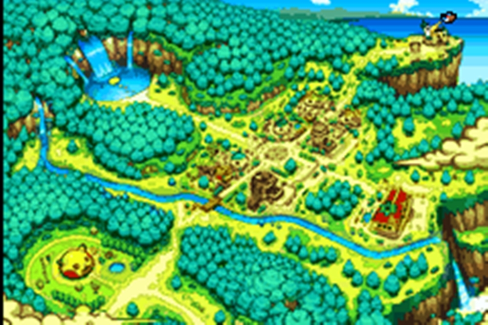 PMD   Pokemon Mystery Dungeon Photo 14626363 998x665