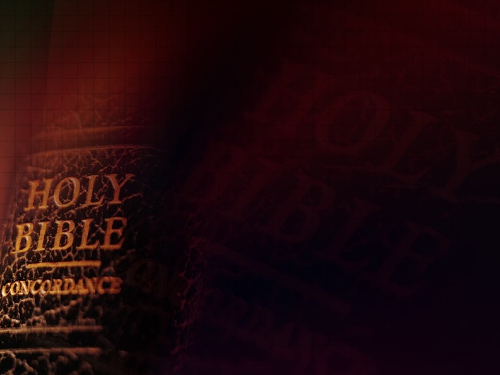 PPT background Red Bible 728x546