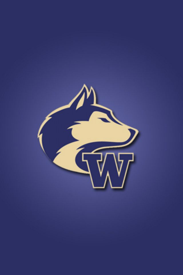 Washington Huskies iPhone Wallpaper HD 640x960