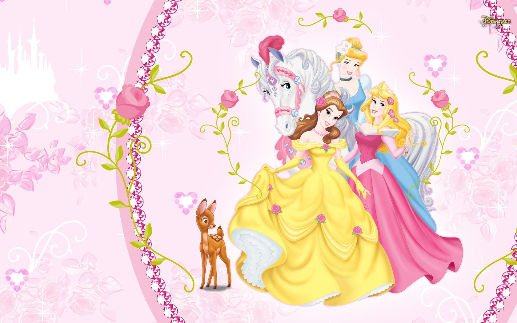 Disney Princess - Disney Princess Wallpaper (33693783 ...