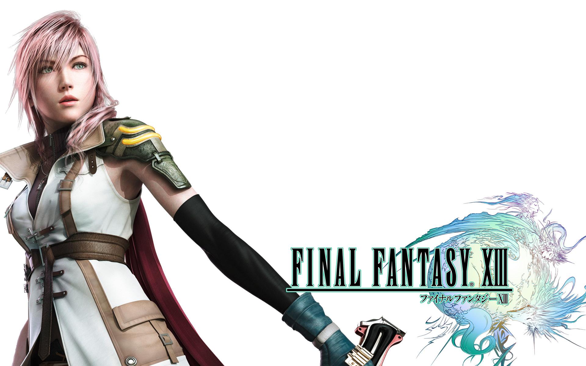 Final Fantasy Xiii Ps3 wallpaper   180437 1920x1200