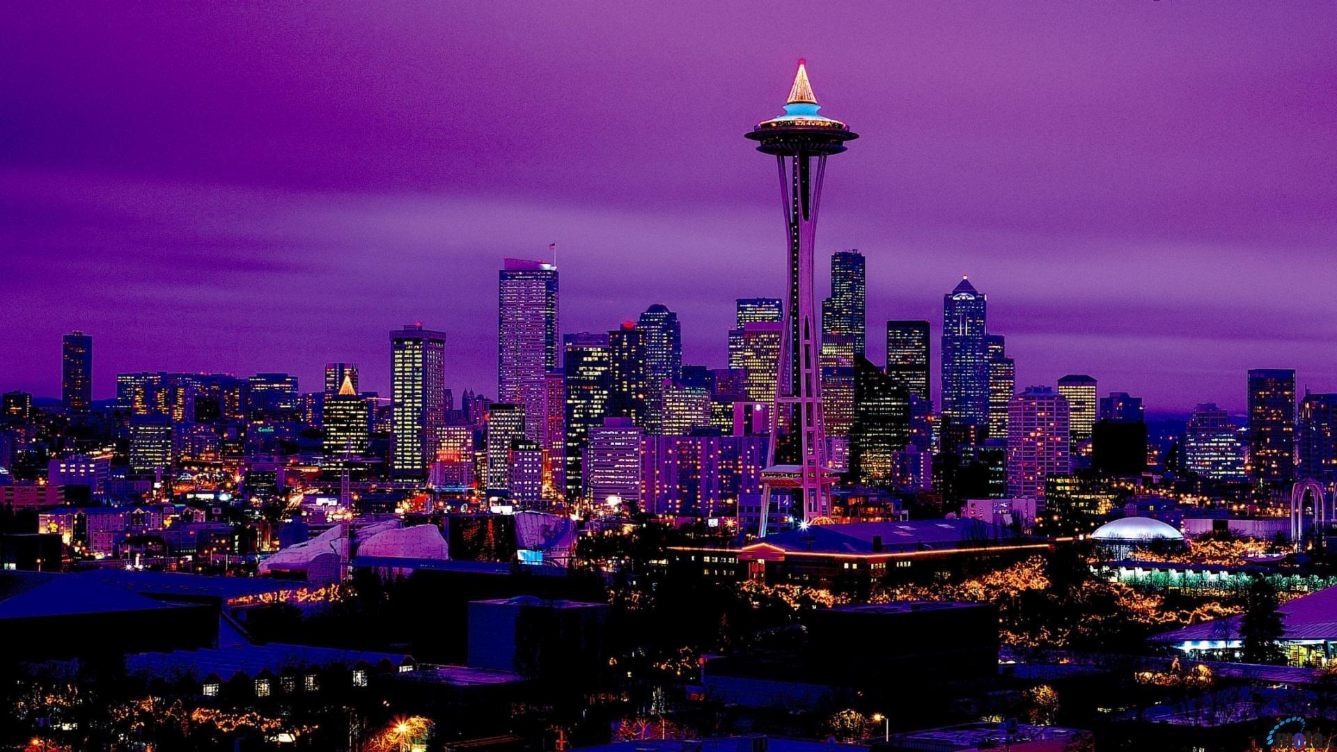 Seattle Wallpapers 1920x1080
