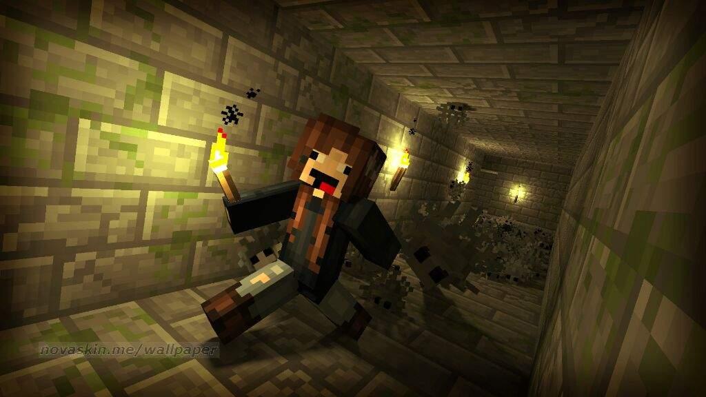 Twinky plays Minecraft Amino 1024x576