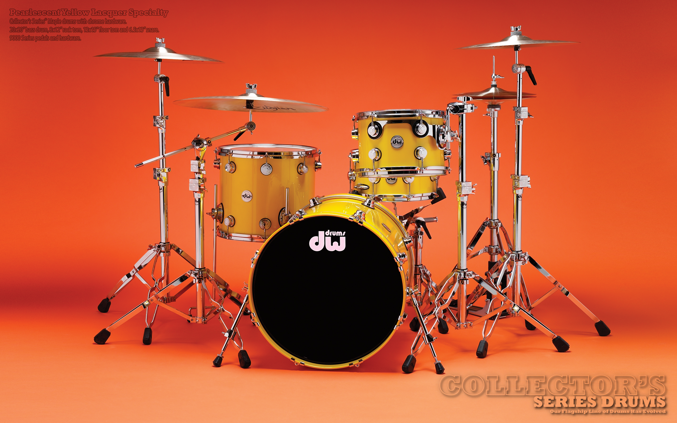 Drums Wallpapers: Cool Drum Set Wallpaper