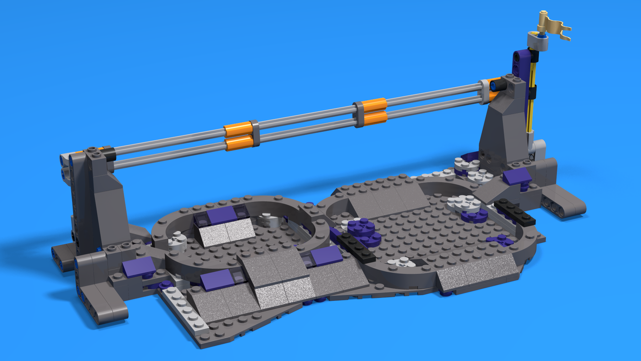 FLLCasts Crater Crossing Mission 04 from FIRST LEGO League 1280x720