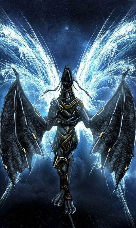 Fantasy Wallpapers app download for Android 480x800