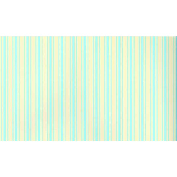 Curtains Wallpaper Regency Stripe Wallpaper   BlueCream   W1006 600x600