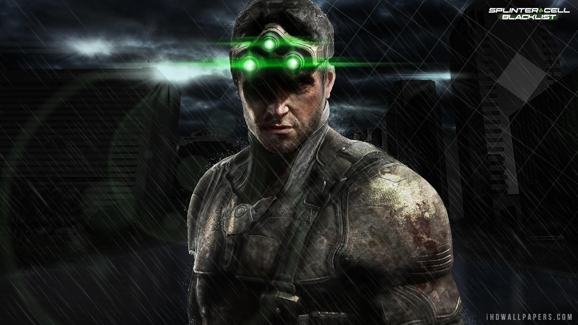Tom Clancy Splinter Cell Blacklist 2013 HD Wallpaper   iHD Wallpapers 1920x1080