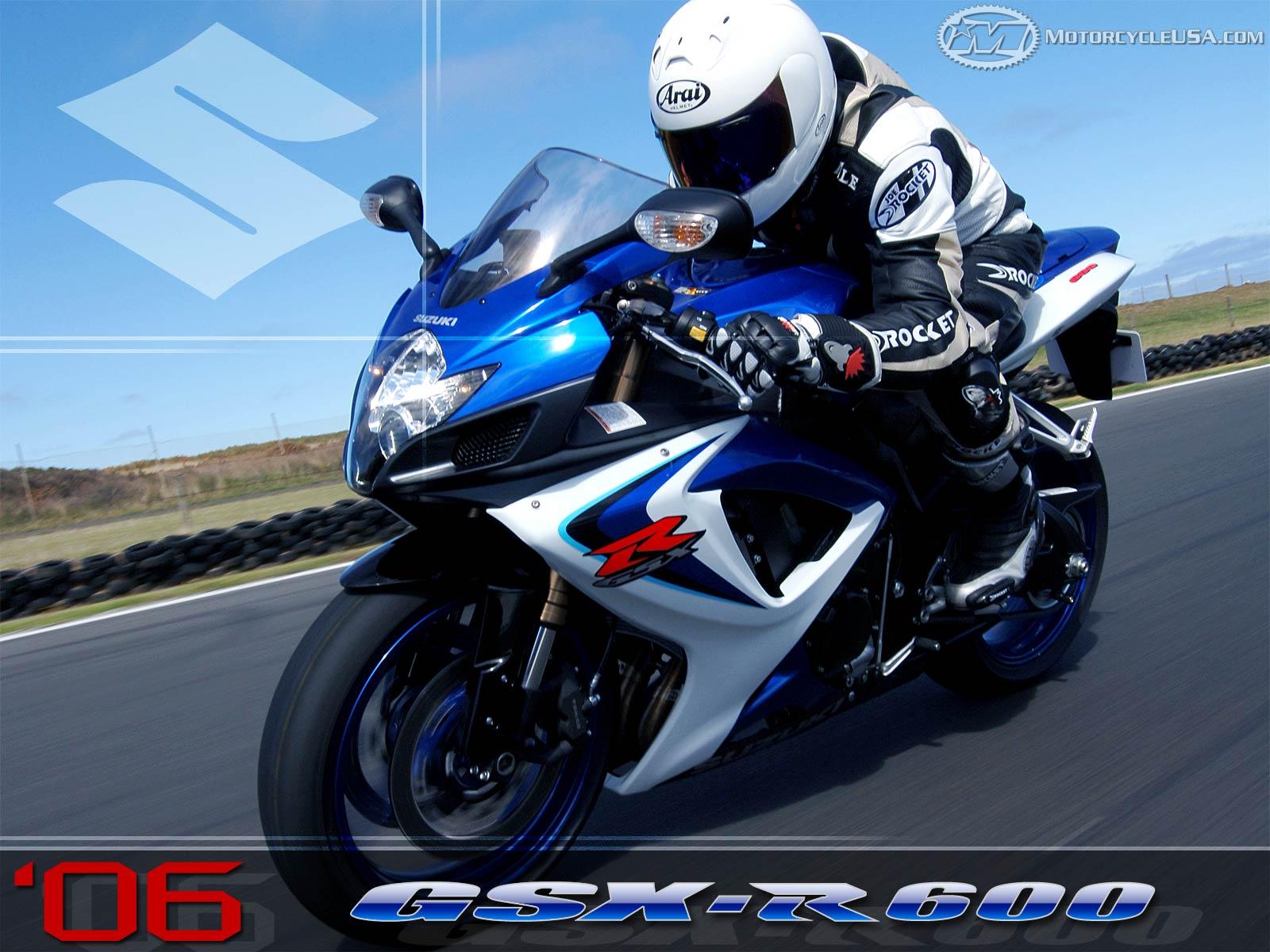 Suzuki Gsxr 600 Wallpaper 1600x1200