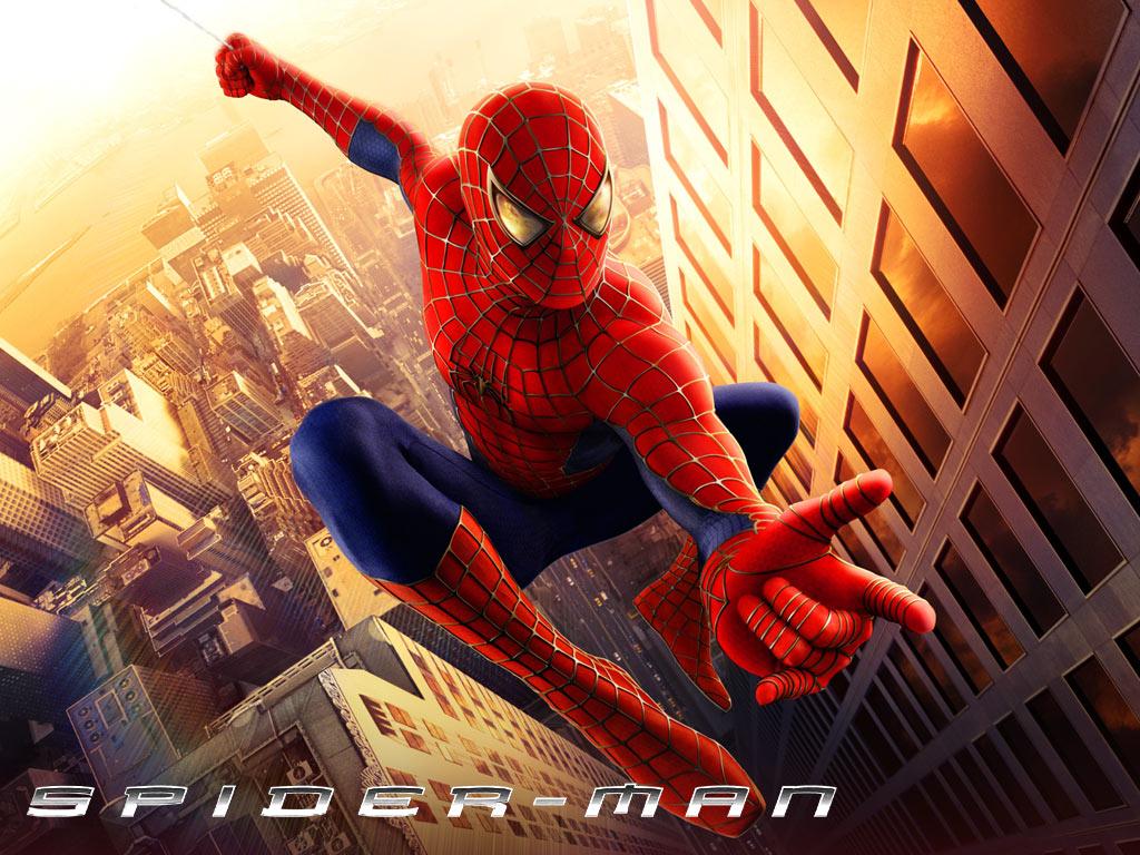 Free Download Spider Man Hd Desktop Wallpaper 1024x768 For Your