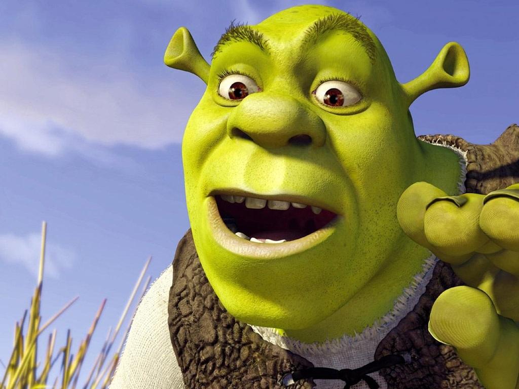 Free download Shrek Wallpaper Number 1 1024 x 768 Pixels