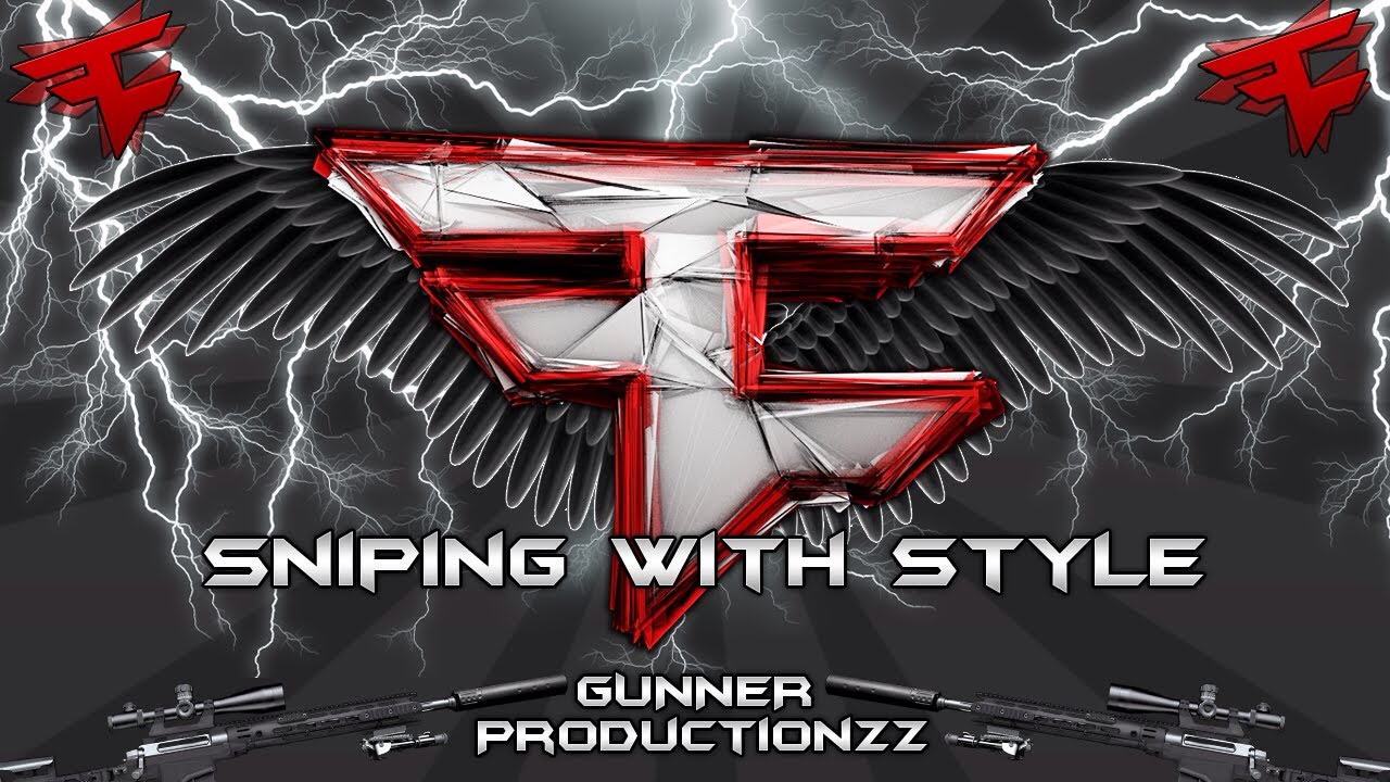 Faze Adapt Logo Wallpaper Faze Adapt Faze Clan Sniping 1280x720