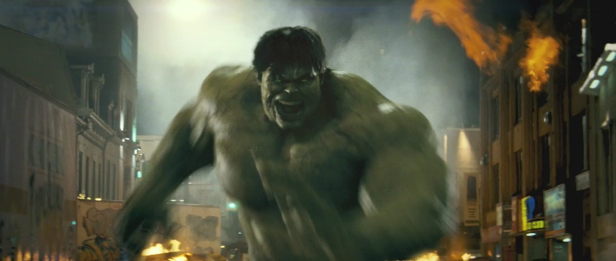 Edward Norton images The Incredible Hulk HD fond dcran and 1260x535