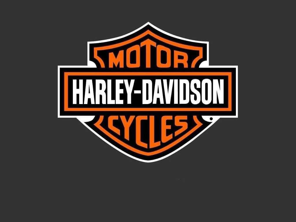 Free Download Harley Davidson Logo Wallpaper 1024x768 For