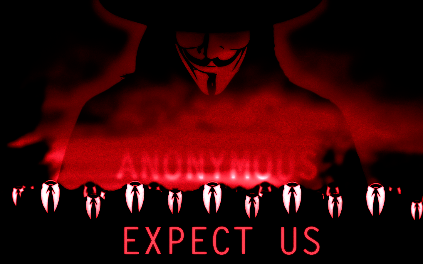 Anonymous Hacker Wallpaper - WallpaperSafari