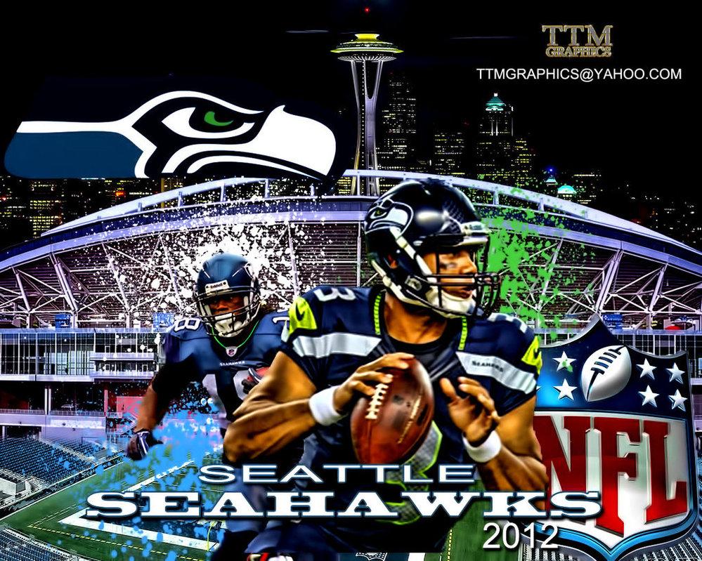 Seattle Seahawks Wallpaper by tmarried 999x799