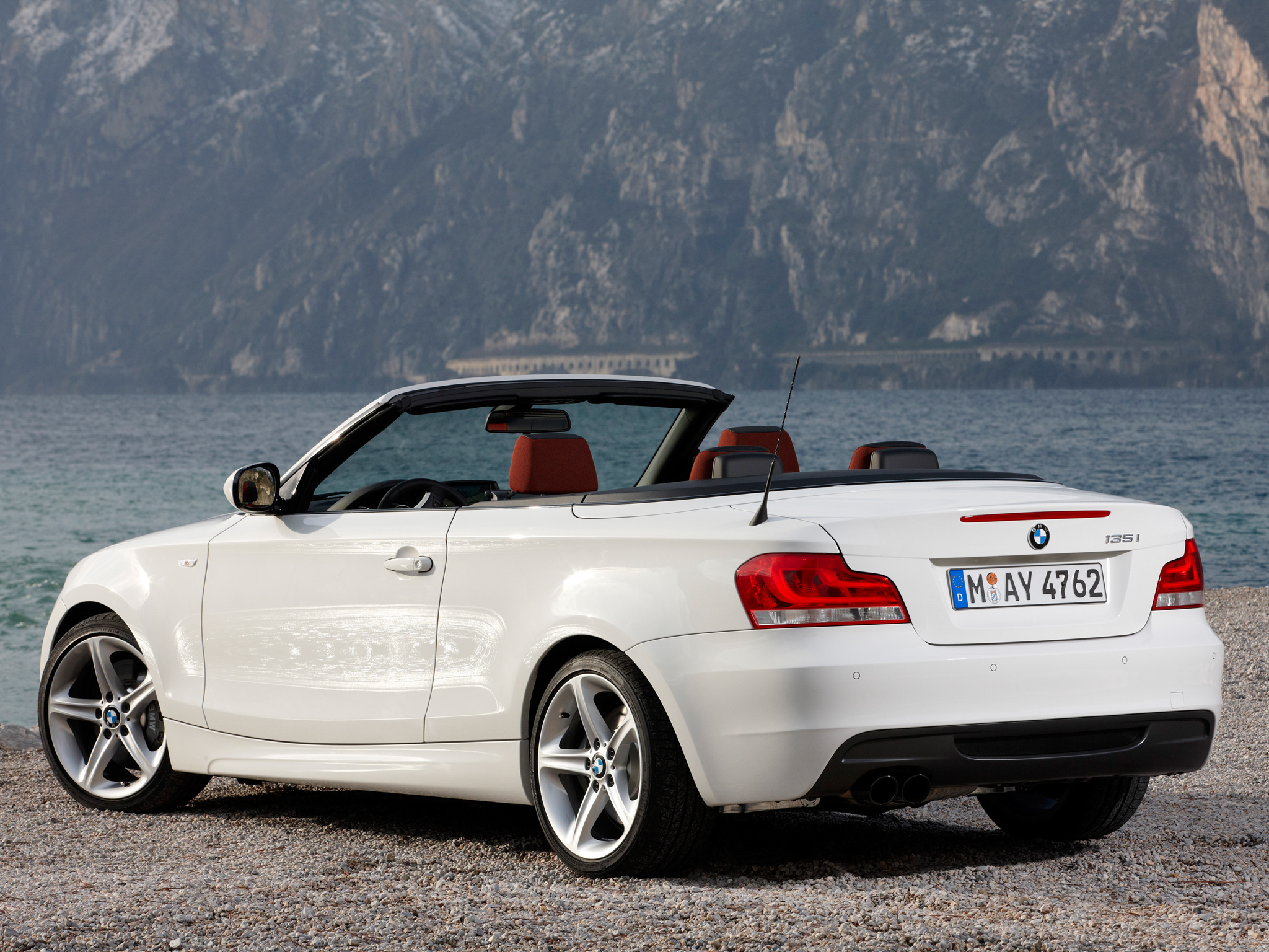 BMW 135i Cabrio E88 Wallpapers Car wallpapers HD 2048x1536