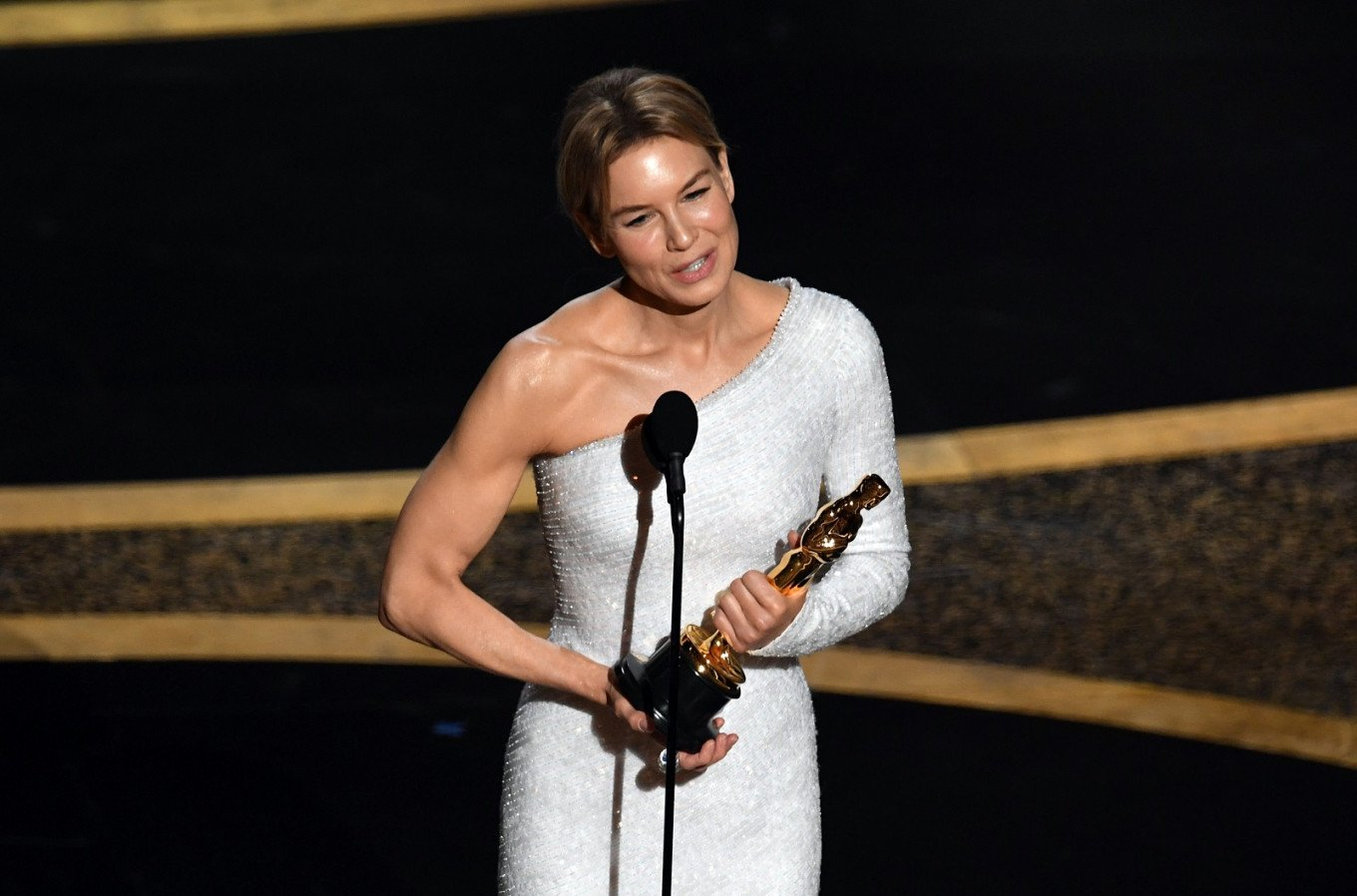 Renee Zellweger wins best actress Oscar for Judy   Entertainment 1360x898